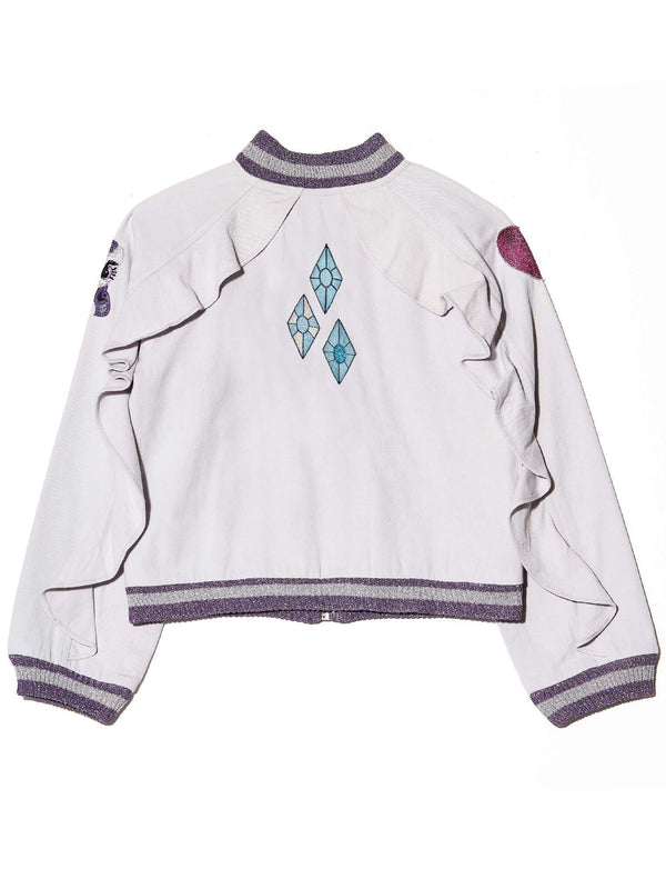Diamond Bomber Jacket