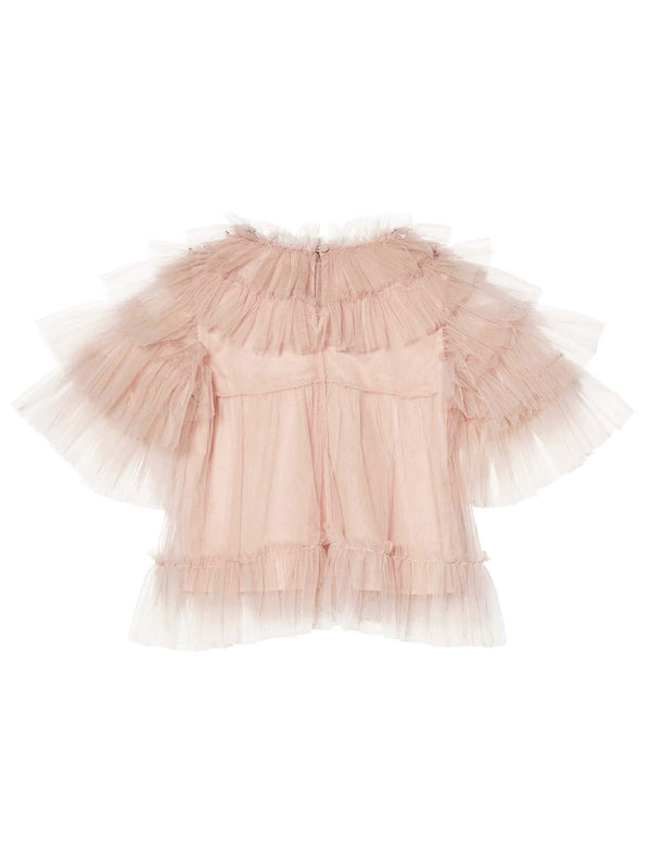 Musette Tulle Blouse
