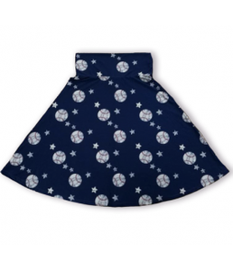 Baseball Star Aline Skirt