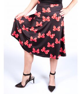 Mini Bows Aline Skirt