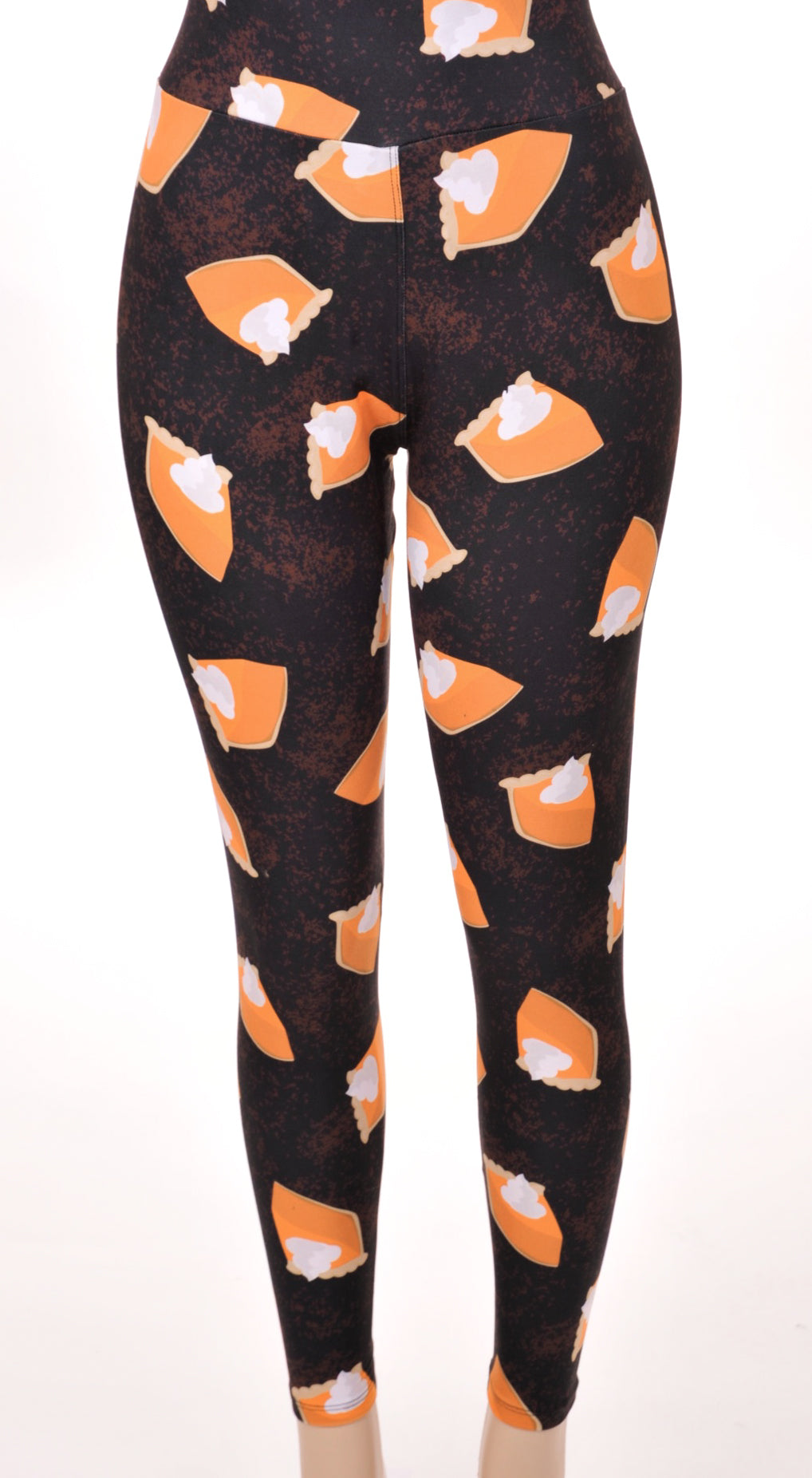 Pumpkin Pie Designer Legging