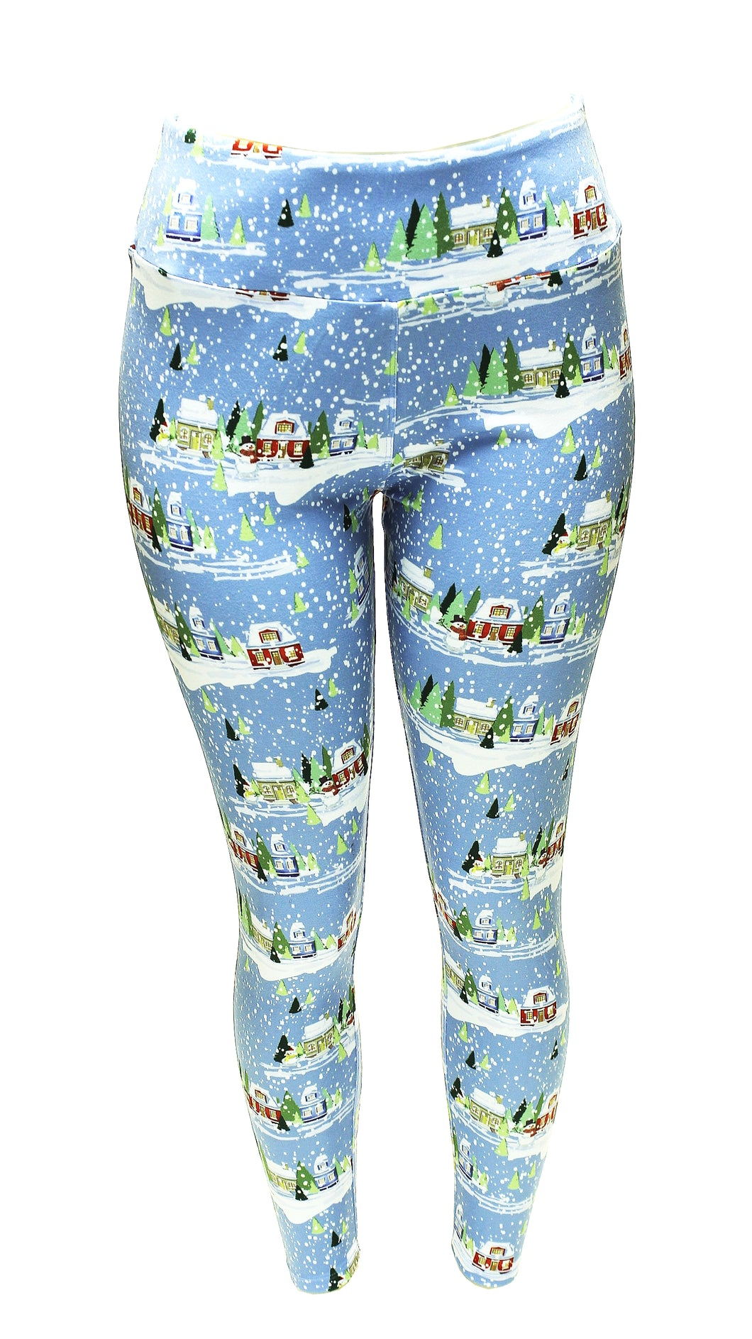 Winter Village Designer Legging