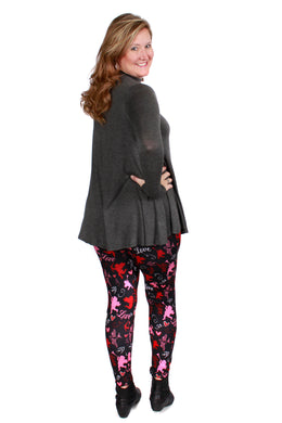 Cupid Designer Legging