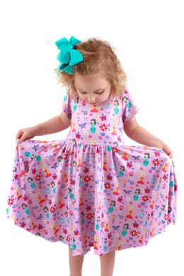 Pretty Princess Bailey Dress