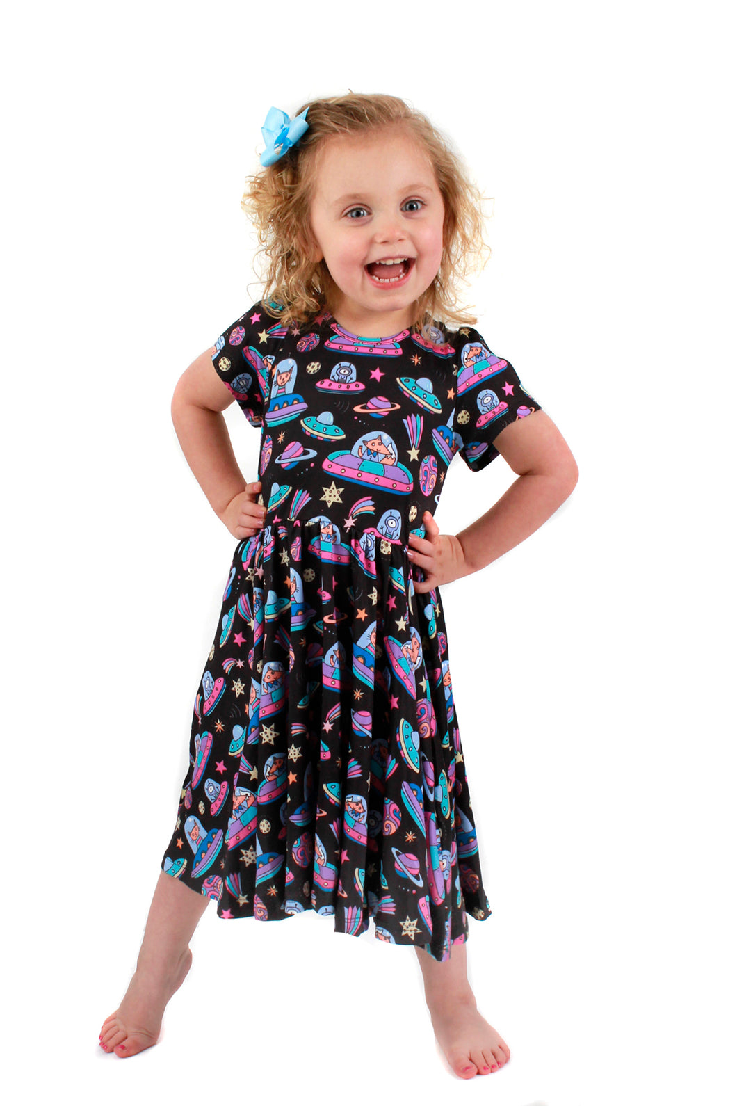 Outer Space Bailey Dress
