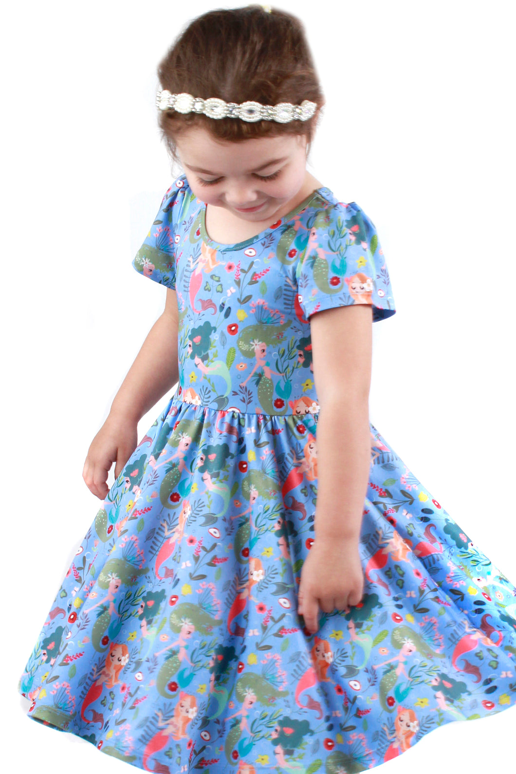 Mermaids Bailey Dress