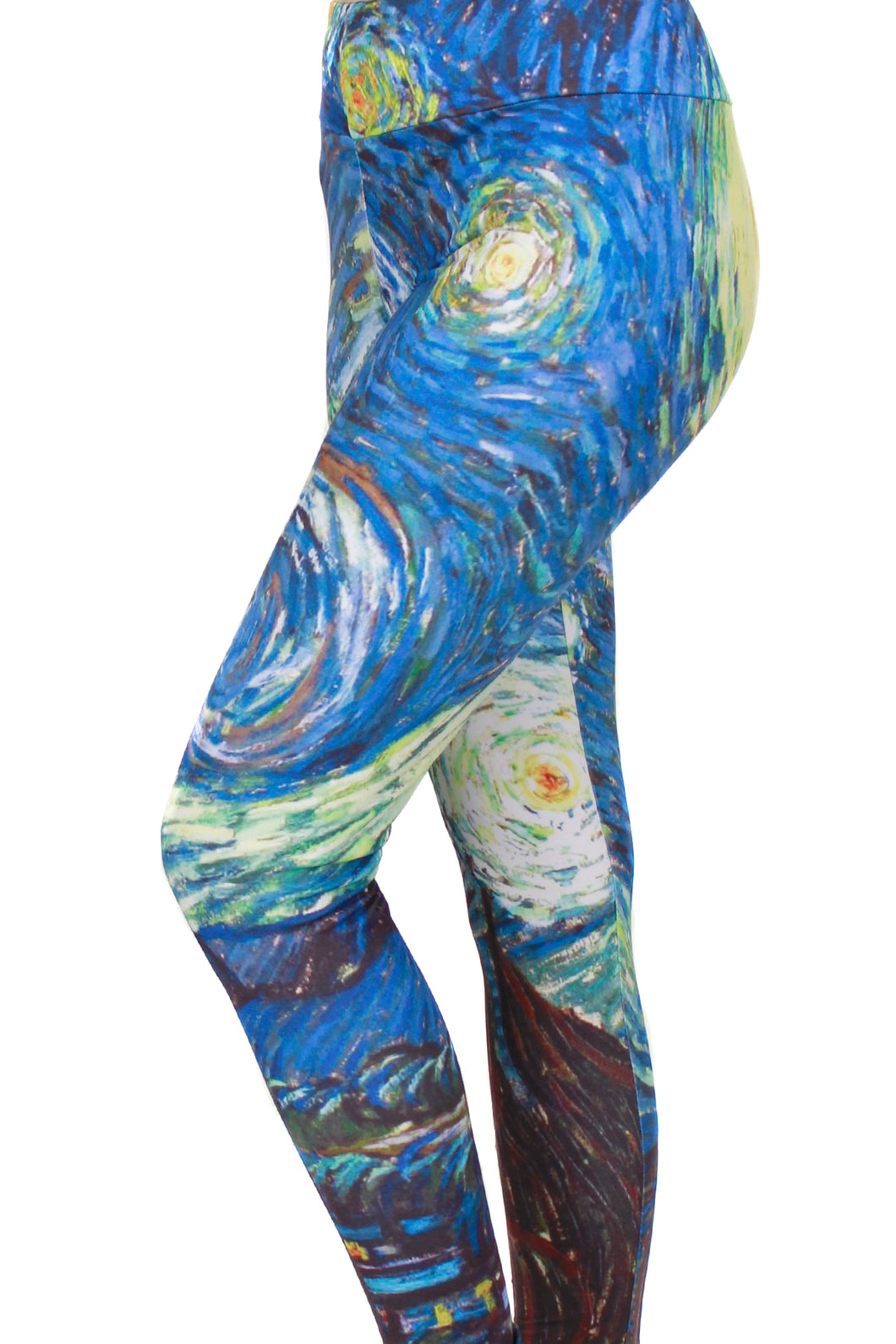 Starry Night Designer Legging