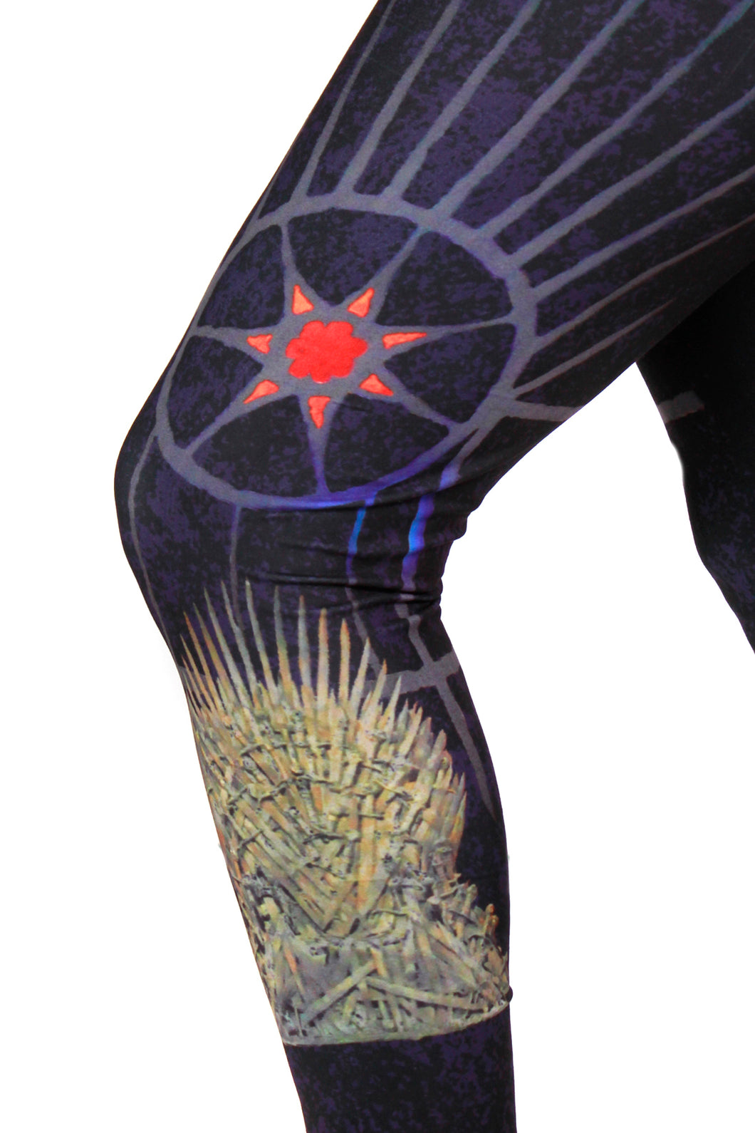 Throne of Swords Designer Legging