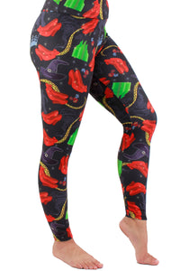 Wonderful Wizard of Oz Designer Legging