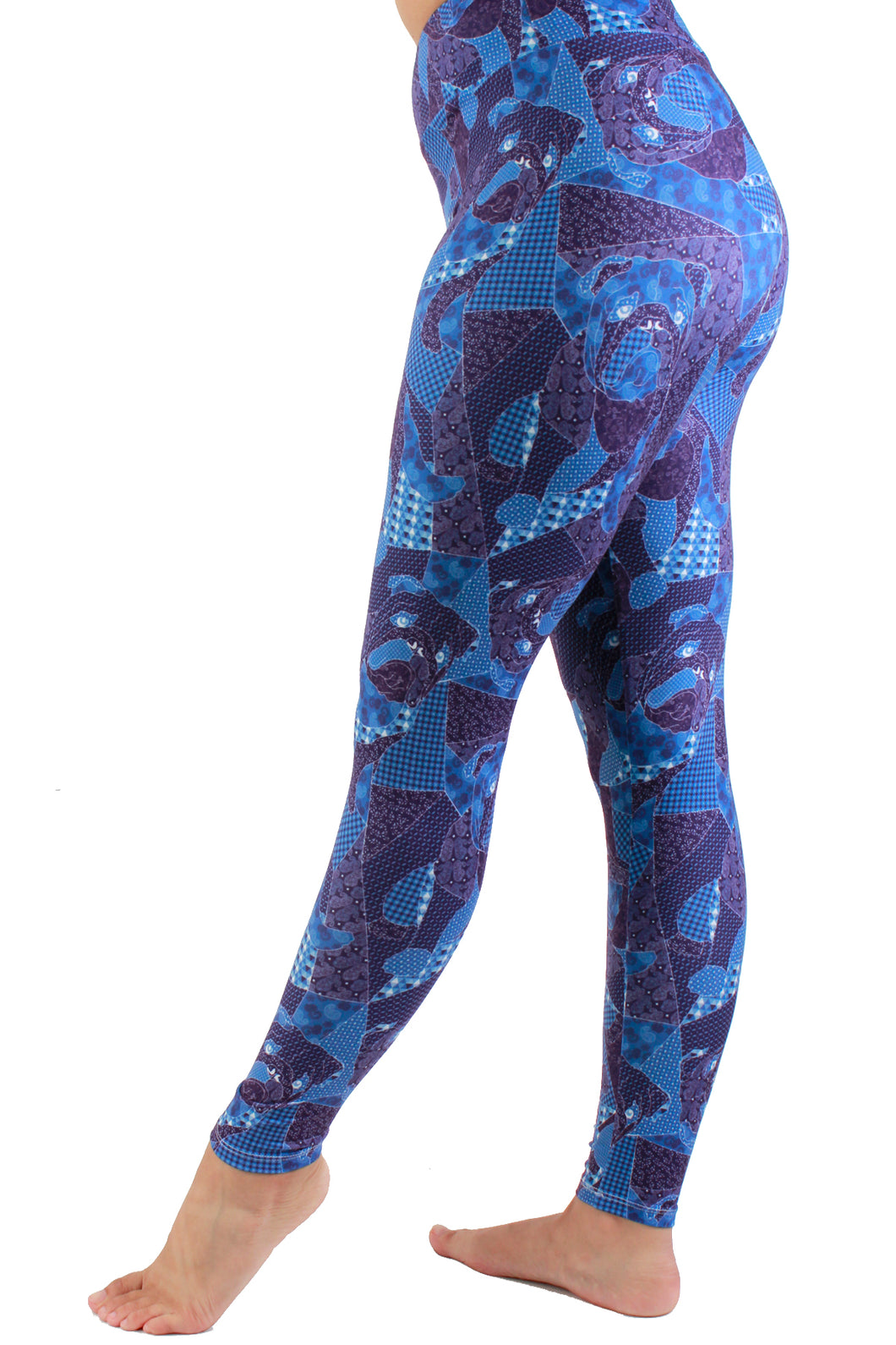 Cool Bulldog Designer Legging