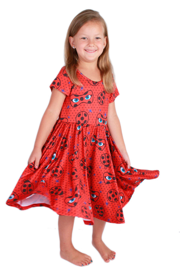 Lady Bug Bailey Dress