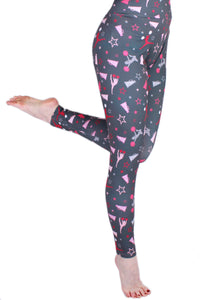 Cheer Fun Designer Legging