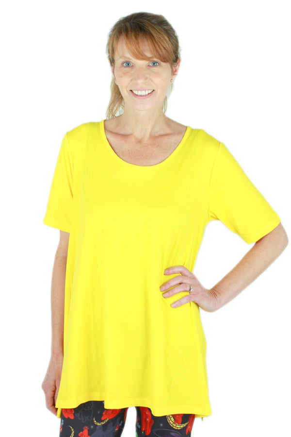 Solid Yellow Ideal T