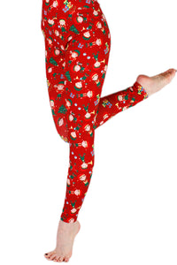 Playful Elves Designer Legging