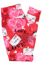 Load image into Gallery viewer, Love Letters Designer Legging
