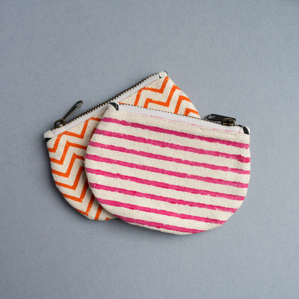 coin purse produced by artisans