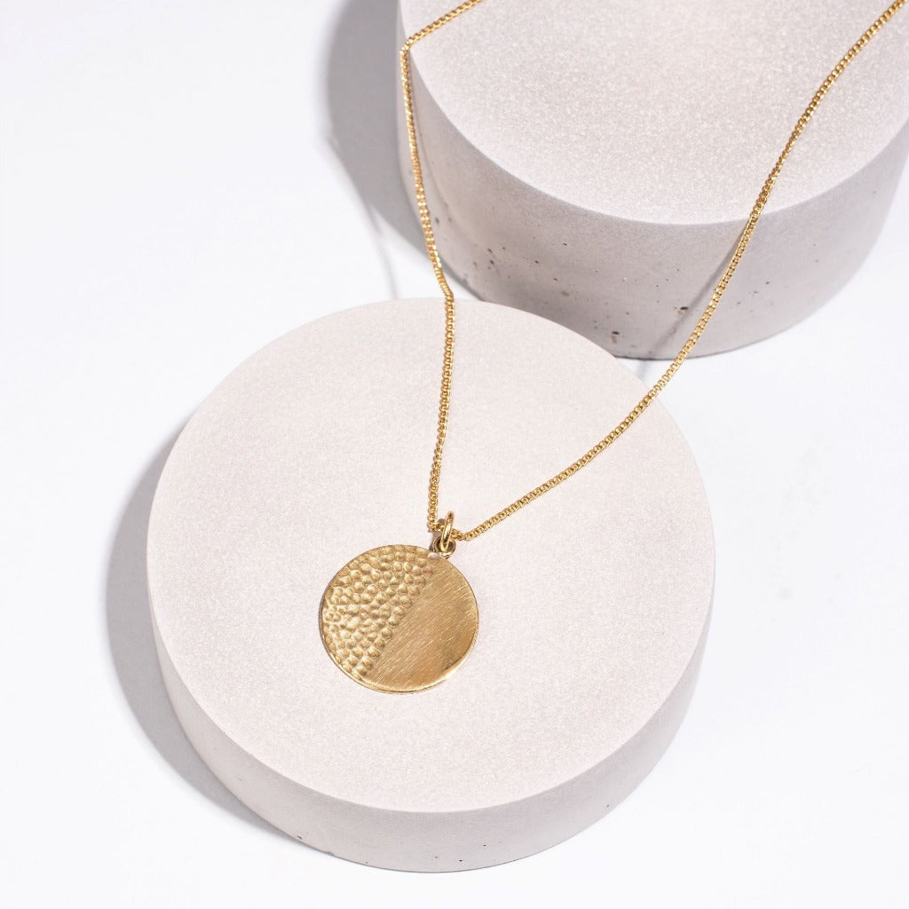 The LUNA Pendant Necklace