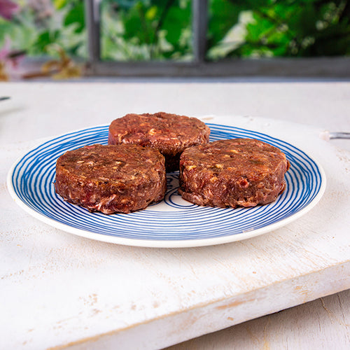 Bare Beefy Beef Patties