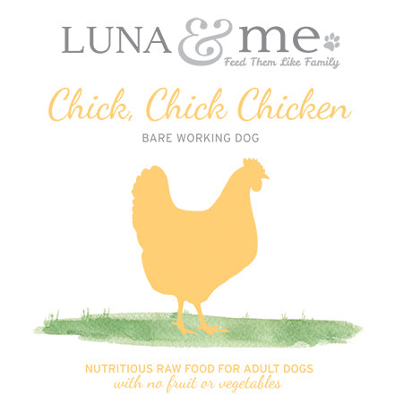 Bare Chick, Chick Chicken Mince