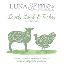 SuperBlends Lovely Lamb & Turkey Mince