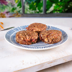 SuperBlends Lovely Lamb & Turkey Patties