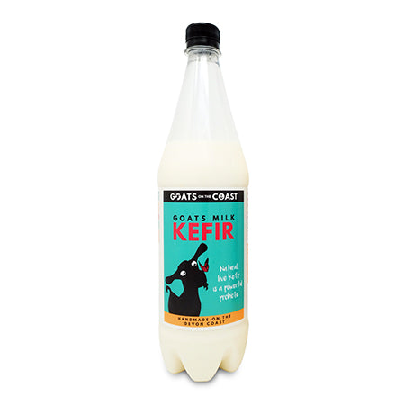 SuperBlends Goats Milk Kefir