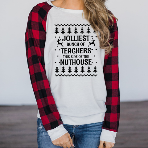 Bunch Of Teachers Long Sleeves