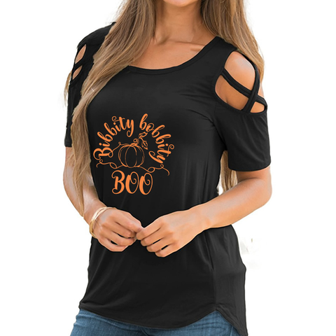Bibbity Boo Shoulder T-shirt