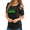 Lucky Shoulder T-shirt