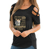 Become A Hairstylist Shoulder T-shirts