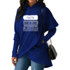 Faith Long Sweatshirt