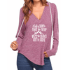 Life Is Short V-neck Hoodies