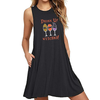 Drink Up Tank Top Dress