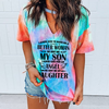 Better Woman Tie Dye T-shirts