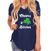 Cheers Bitches T-shirt (R.Hand)