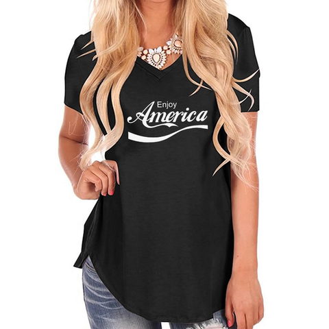 Enjoy America T-shirt