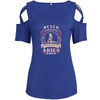 Ares Woman Shoulder T-shirts