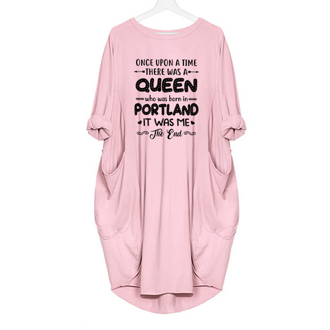 Born In Portland Dress
