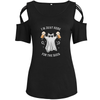 Boos 1 Shoulder T-shirt