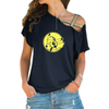 Detective Pikachu Cross Shoulder T-shirt 02