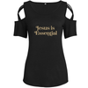 Jesus Is Essential Shoulder T-shirts