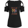 Drink Up Shoulder T-shirt