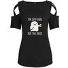 Boos Shoulder T-shirt