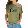 Amuck Cross Shoulder T-shirts
