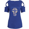 Fell In Love Shoulder T-shirt