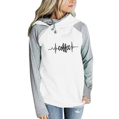Coffee Heartbeat Sweatshirts