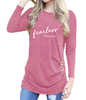 Fearless PSALM 34:4 Long Sleeve