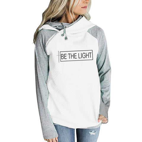 BE THE LIGHT Sweatshirts
