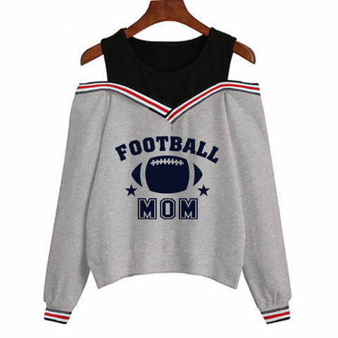 FootBall Mom Sweatshirts
