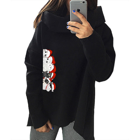 Cute Cats Christmas Sweatshirt